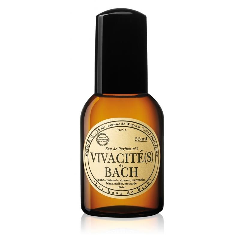 Eau De Parfum Vivacite S De Bach Les Fleurs De Bach