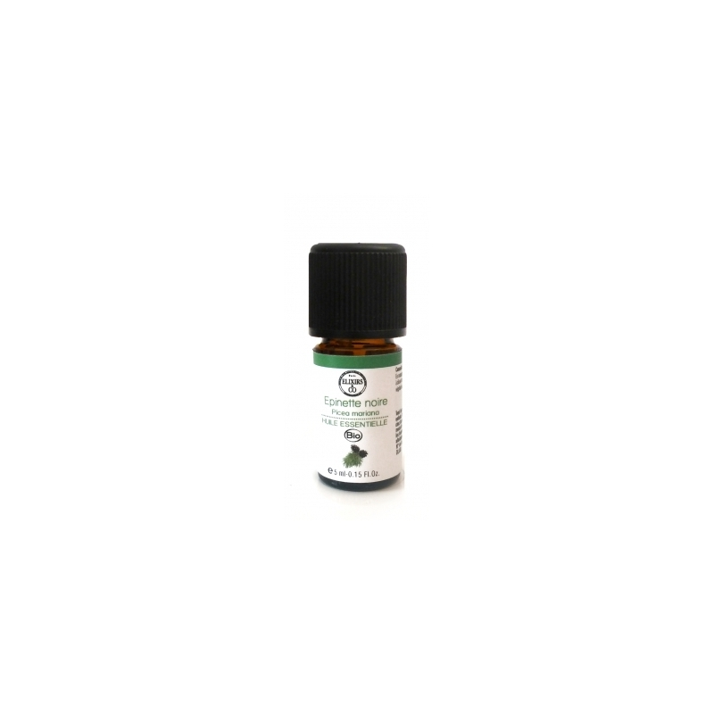 Epinette noire Bio