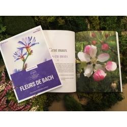 Livre Fleurs de Bach aux éditions Marie-Claire