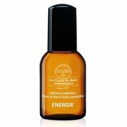 Energy tonifying treating fragrance