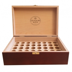 EMPTY box wooden Color by Elixirs and Co