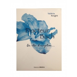 Book Bach Flowers Marie-Claire