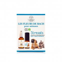 Bach flowers for Stressed Pets