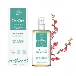 Protective body oil