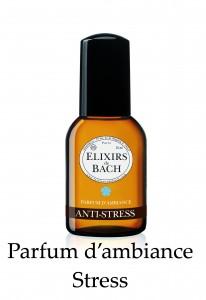 Parfum d'ambiance stress blog