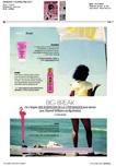 Article du Magazine Madame Figaro Juillet 2016 Fleurs de Bach