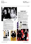 Article du Magazine Stylist Mai 2016 Fleurs de Bach