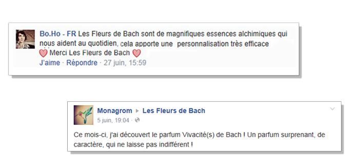 Témoignage Vivacité de Bach d'Elixirs & Co