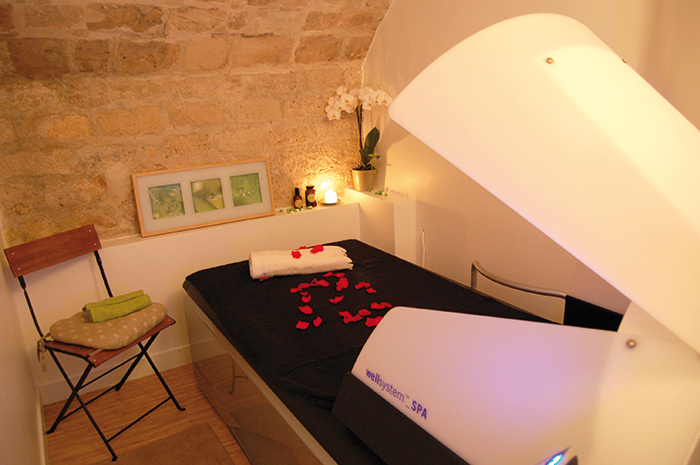 Le Wellsystem Spa